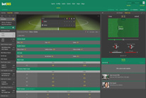 Bet365 in-play betting